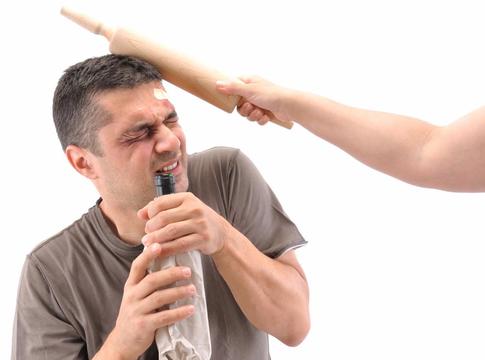 как бороться с пьянством мужа