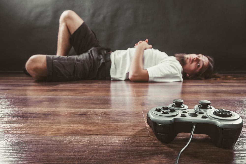 игромания, игровая зависимость